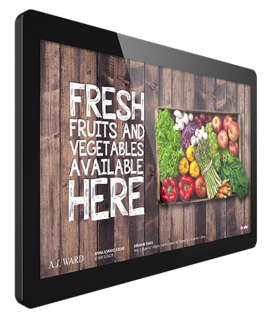 inVoke Digital Signage Infrared Interactive touch displays