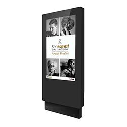 inVoke Digital Signage outdoor digital screen